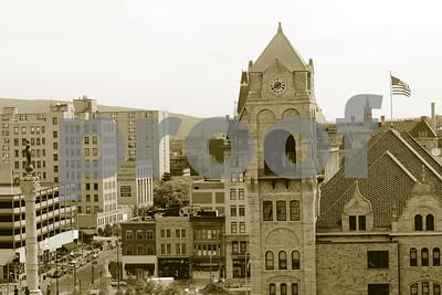 Downtown Scranton 2008