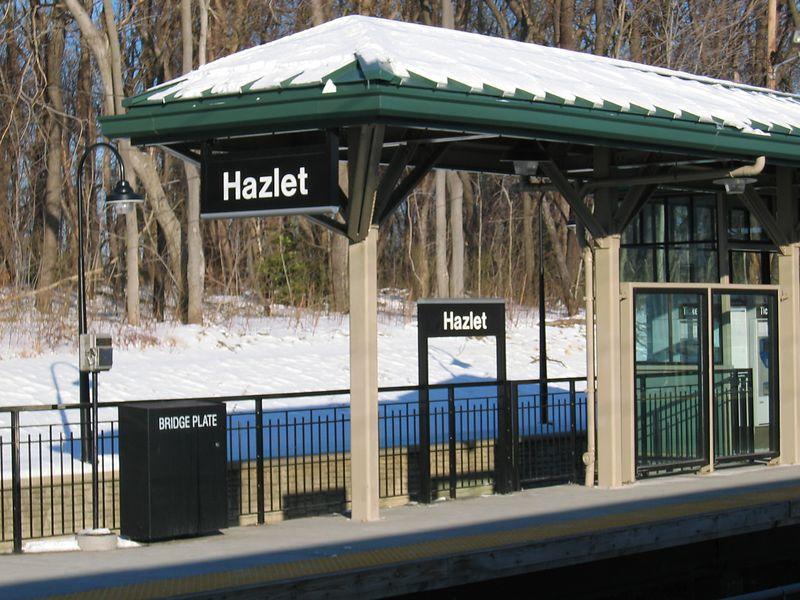 Hazlet Station