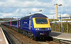 FGW 43093 has charge of 1A14, the 11:59 service from Didcot Parkway to London Paddington.