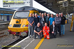 BLS group, NR New Measurement Train, Plymouth, 25th September 2015