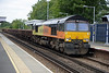66847 at Lee on Monday 7th September 2015