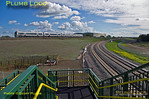 General View South, Bicester Chord, 17th September 2015