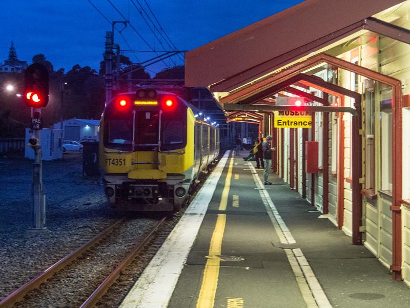 Kiwi Commuter