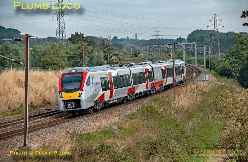 755 415, Brantham, 5Q01, 10th September 2019