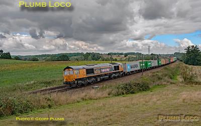 66725, Brantham, 4M23, 10th September 2019