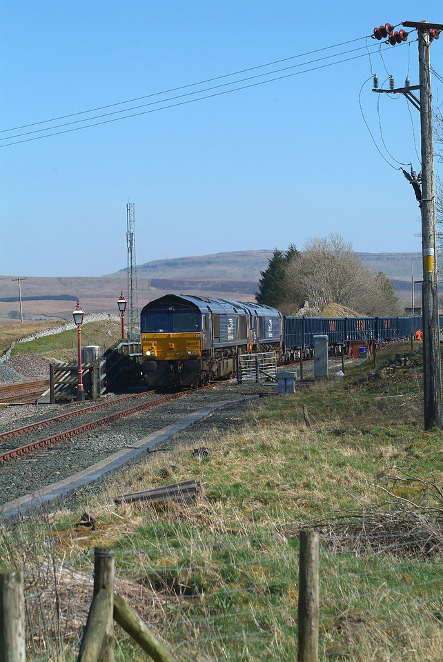 After a last minute route change , running south from Sellafield to Carnforth rather than north to Carlisle, the planned destination was reached , more or less successfully. A little  bit of shunting needed before job is done.