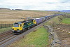 70020 passes Shap Wells with the 12.13 Daventry-Coatbridge intermodal on Tuesday,18th April 2017.