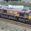 66188 - Severn Tunnel Junction - 20 March 2012