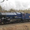 6023 King Edward II - Highley, Severn Valley Railway - 16 March 2018