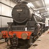 45110 - The Engine House, Severn Valley Railway - 16 March 2018