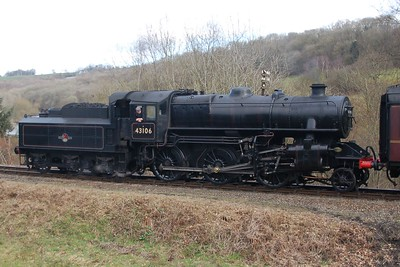 Severn Valley Railway 2018