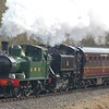 1450 & 1501 - Highley, Severn Valley Railway - 16 March 2018