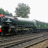 60163 Tornado - Bridgnorth, SVR - 25 September 2011
