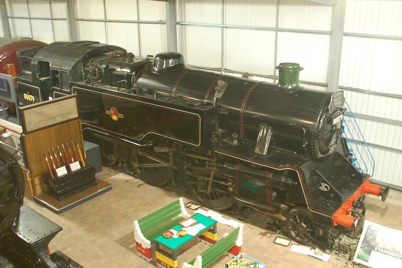 80079 - Engine House, Highley, SVR - 18 June 2011