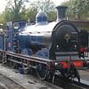 823 (57566) - Bridgnorth, SVR - 6 October 2011