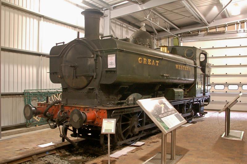 5764 - Engine House, Highley, SVR - 18 June 2011