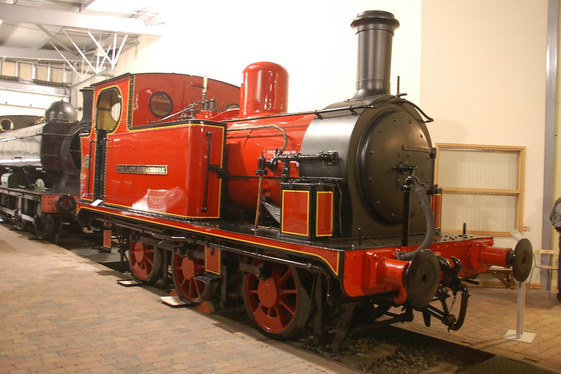 HE 686 The Lady Armaghdale - Engine House, Highley, SVR - 18 June 2011