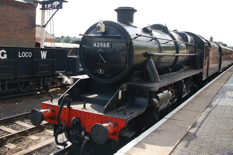 42968 - Bewdley, SVR - 18 June 2011