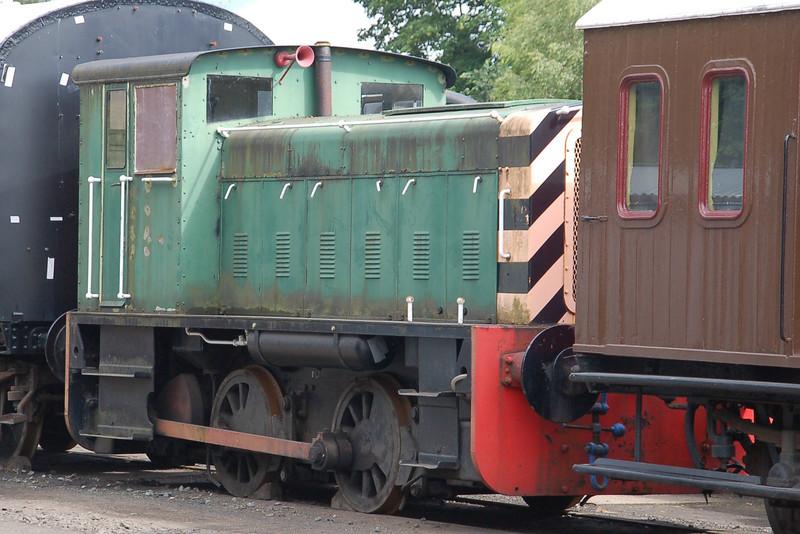 RH 319290 - Bewdley, SVR - 18 June 2011