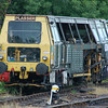 Plasser 73202 - Highley, SVR - 18 June 2011