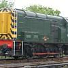 D3022 - Kidderminster, Severn Valley Railway - 20 May 2017