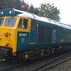 50007 Hurcules - Bridgnorth, Severn Valley Railway - 18 May 2017