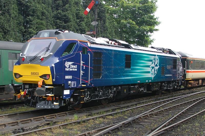 88003 Genesis - Bridgnorth, Severn Valley Railway - 18 May 2017