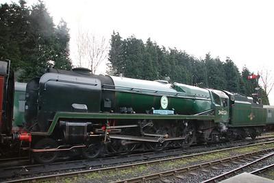 Severn Valley Railway 2017