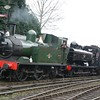 1450 & 7714 - Bridgnorth, Severn Valley Railway - 17 March 2017