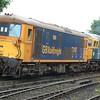 73107 Tracy & 33035 - Bridgnorth, Severn Valley Railway - 18 May 2017