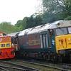D9551 & 50008 Thunderer - Bridgnorth, Severn Valley Railway - 18 May 2017