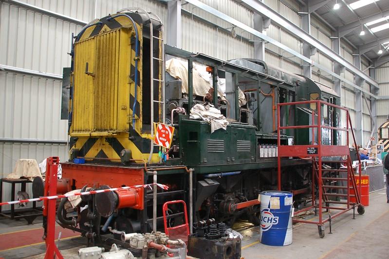 D3201 - Kidderminster, Severn Valley Railway - 20 May 2017