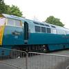 D1062 Western Courier - Kidderminster, Severn Valley Railway - 20 May 2017