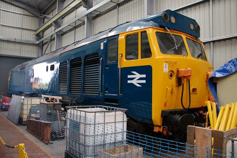 50035 Ark Royal - Kidderminster, Severn Valley Railway - 20 May 2017