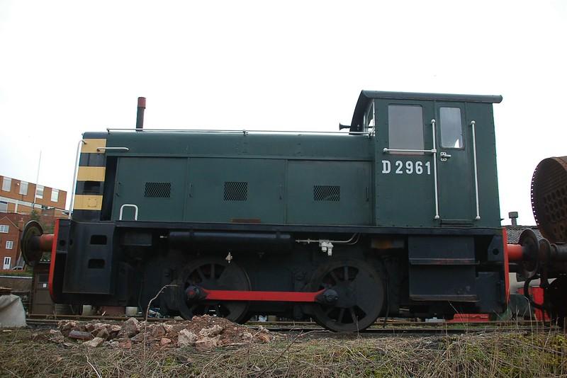 RH 418596 D2961 - Bridgnorth, Severn Valley Railway - 17 March 2017