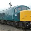 45041 Royal Tank Regiment - Kidderminster, Severn Valley Railway - 20 May 2017