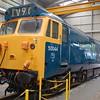 50044 Exeter - Kidderminster, Severn Valley Railway - 20 May 2017
