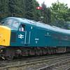 45041 Royal Tank Regiment - Bridgnorth, Severn Valley Railway - 18 May 2017