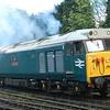 50008 Thunderer - Bridgnorth, Severn Valley Railway - 18 May 2017