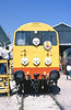 20023 seen at the Reading depot open day 01/06/1985.