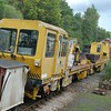 Plasser 52765 DR98210 - South Devon Railway - 31 August 2017