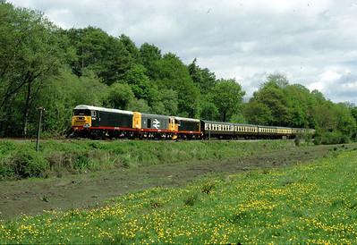 South Devon Railway 2003