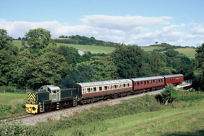 South Devon Railway 2004