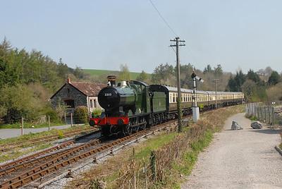 South Devon Railway 2011