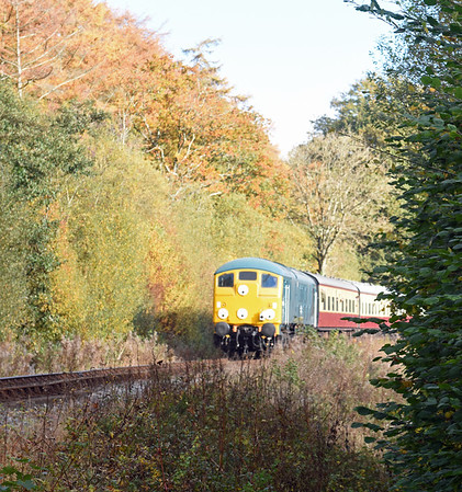 South Devon Railway 2016 Diesel Gala