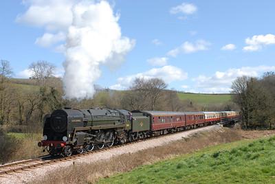 South Devon Railway 2010