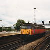 47703 at Ashford on 20/06/91 - heading for Folkestone East vice class 33 on VSOE duties.
