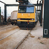 60040 at Angerstein Wharf on 09/03/92 with a service ex Park Royal.