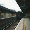 Bye bye Inter City services - Bromley South on 28/09/93 (NOT to Victoria!).