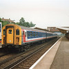 4 VEP on a stopping Ramsgate to Victoria service at St Mary Cray on 08/06/91.